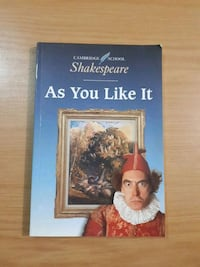 AS YOU LIKE IT  WILLIAM SHAKESPEARE Caferağa, 34710