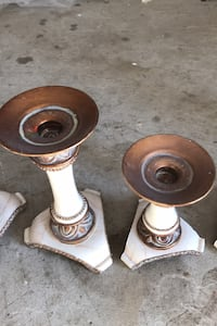 Decorative candle stands  Puslinch, N0B