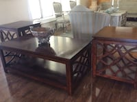 3 pcs coffee table set Milton, L9T 7J4