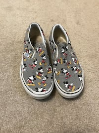 Youth size 3 Vans Northport, 35475