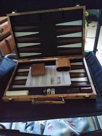 Backgammon set Tulsa, 74110