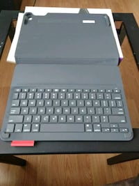 Protective Ipad case with keyboard