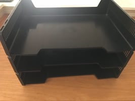 Office paper or mail organizer.