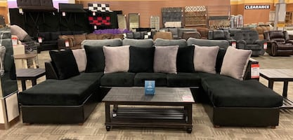 Brand new plush couch!