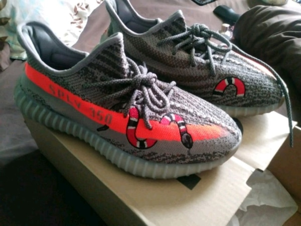 timeless design fd072 698c4 Yeezy boost 350 V2 Gucci special