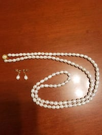 Quality Genuine Pearl Set  Great Falls, 22066