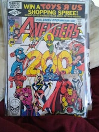 Marvel Comics Group Avengers comic book Coraopolis, 15108