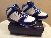 By ANDY blue/white new shoes size 6 boys Lancaster, 93535