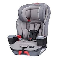 baby's gray and black car seat Toronto, M6L 2E1