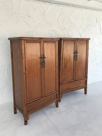 Huanghuali cabinets - Late Ming early Qing Dynasty  Palm Springs, 92262