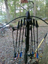 black and brown compound bow Hedgesville, 25427