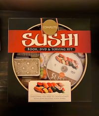 Sushi Cooking Set