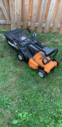 Worx Electric Lawn Mower 51 km