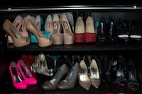 assorted pairs of shoes and sandals Ottawa, K1S 4M2