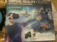 Brand new Virtual Reality headset with built-in headphones Alexandria, 22304