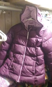 Girls Exhilaration Puff Jacket 10-12