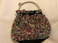 La Viola Beaded Handbag 81 km