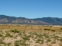 0.75 Acres - 2 Lots on Corner Street - Valencia County Albuquerque