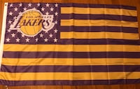 New Lakers 3x5 ft flag  Clarksville, 37042