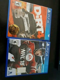 Both games for $25 Barrie, L4N 8L2