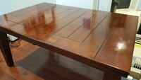 Beautiful Solidwood dining table with extention Oakville, L6L 6W4