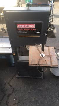 Cressman 12 inch bandsaw two speed one horse power East Islip, 11730