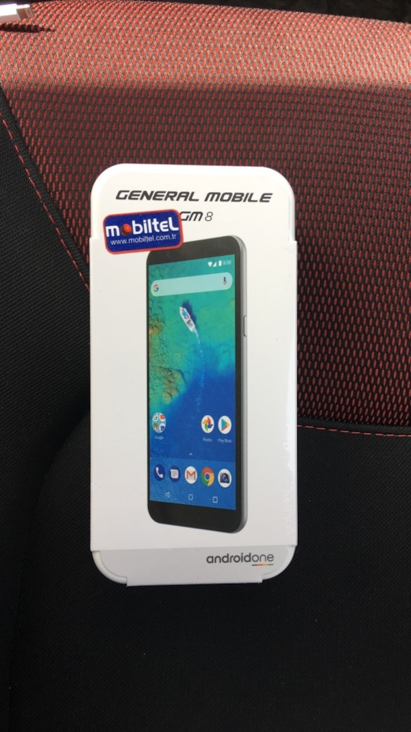 GENERAL MOBİLE GM8 ANDROİD ONE 32 GB