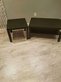 Center table and side coffee table Brampton, L6X 0V3