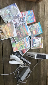 Assorted nintendo wii game cases Toronto