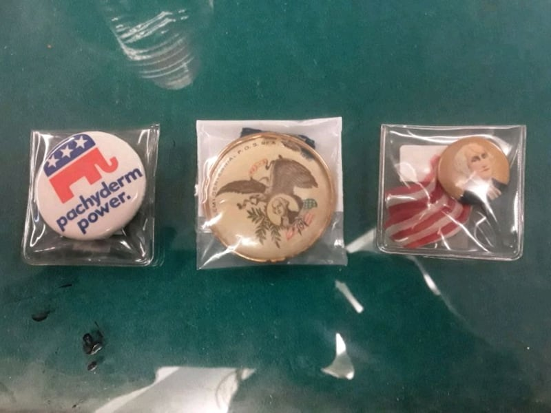 Campaign pins 0