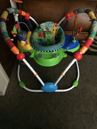 baby's multicolored jumperoo Salinas