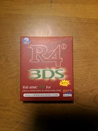 R4i 3DS Flash Cartridge (PLAY FREE DS GAMES) Whitby, L1R 0N5