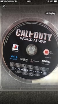 Call of duty word at war