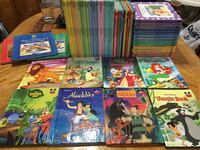 Walt Disney book collection