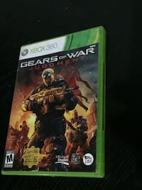 Xbox 360 Gears of War 3 game case Naperville, 60563