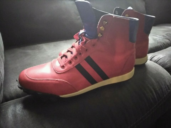 6849b3b97fa Used Red Gucci shoes for sale in Decatur - letgo
