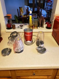 Nutri Bullet with different blades Chicago, 60647