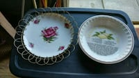 Plates $6 for both Louisville, 40272