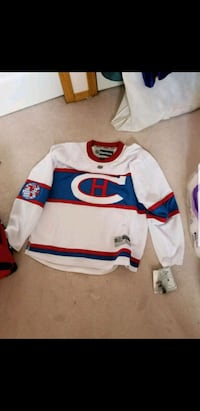 Size Large Mens Montreal Canadiens Heritage Classi