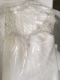 Women's white sweetheart neckline wedding dress Woodbridge, 22192
