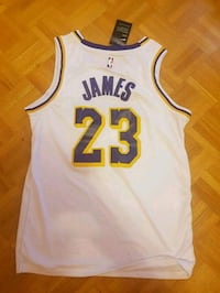 LeBron James LA Lakers Jerseys  Vaughan