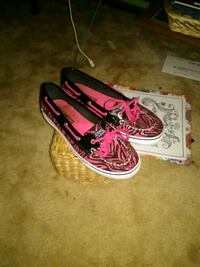 Lil Girls size 3 Sperrys Mount Airy, 30563