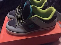 DC shoes perfect condition  Zanesville, 43701