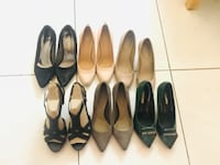 women's assorted pairs of shoes BANGALORE