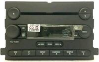 black 1-DIN car stereo head unit Houston, 77033