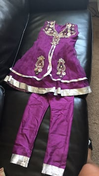 kids indian dress  for ages 4-6 Sunnyvale, 94087