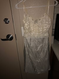 """NEW """"REBECCA TAYLOR BEIGE DRESS WITH LACE"""" Denver, 80224"""