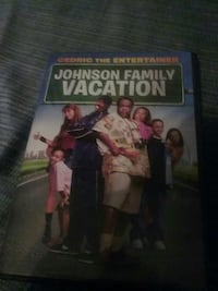 Johnson family vacation ..dvd