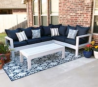 New patio furniture from Canadian tire
