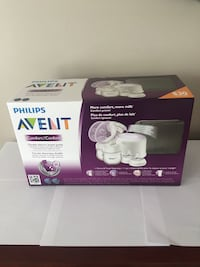 Phillips Avent Comfort Double Electric Breastpump, New In the box Goose Creek, 29445